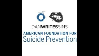 DANWRITESSINS DONATES $5,000 TO THE AMERICAN FOUNDATION FOR SUICIDE PREVENTION