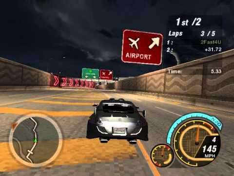 Need for Speed Underground 2 - Final Race - notReiji - Video
