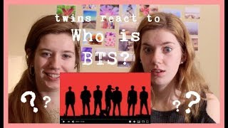 WHO IS BTS? The Seven Members of Bangtan: TWINS REACT