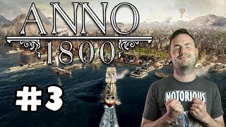 Sips Plays Anno 1800 (23/4/2019) - #2 - All Shares are Mine - Самые