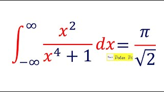 Complex Analysis: Hardest Integral - Residue Theorem on an Improper Integral