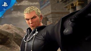 Kingdom Hearts III - E3 2019 ReMind DLC Trailer   PS4