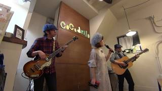 The wind knows my name (Fairground Attraction) / Cocodrilo(ココドリロ) @奈良 tuBU  2017/11/25