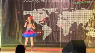 Мария Мирова-IX Международный фестиваль-конкурс молодых талантов Поколение Некст-Турция-2014