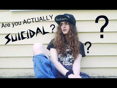 When You Wear Suicidal Tendencies Merch in Public