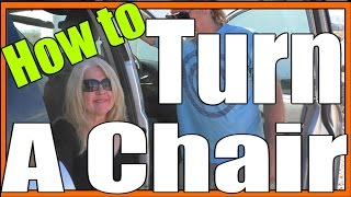 How to Turn a Car Seat Around in your Van