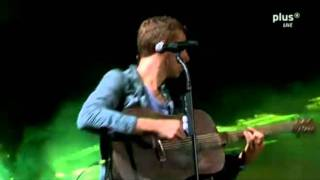 "Coldplay - "" Charlie Brown "" ( Mylo Xyloto ) HQ Live @ Rock am Ring festival : Germany"