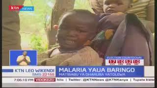 Malaria yaua Baringo : Mwanamke mmoja afariki