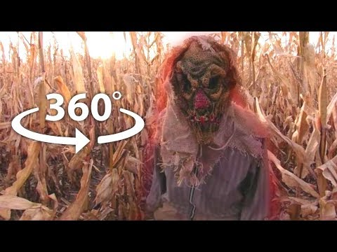 360 Scarecrow | VR 4K Horror Experience