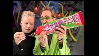 Chocolate Peanut Butter Fudge Toothpaste - MST3K: Crash Of The Moons