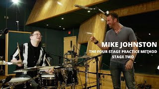 Meinl Cymbals Mike Johnston Four Stage Practice Method Stage Two