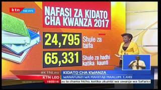 KTN Leo: Waziri Fred Matiang'i azindua rasmi shughuli yakuwapa nafasi wanafunzi wa kidato cha kwanza