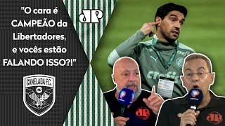 Palmeiras de Abel Ferreira faz debate ferver ao vivo
