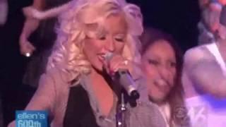 Christina Aguilera - Makes Me Wanna Pray (Video)