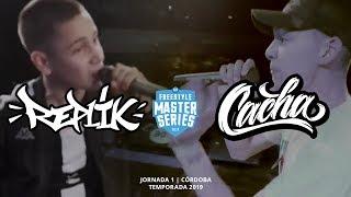 REPLIK Vs CACHA - FMS ARGENTINA Jornada 1 OFICIAL - Temporada 2019