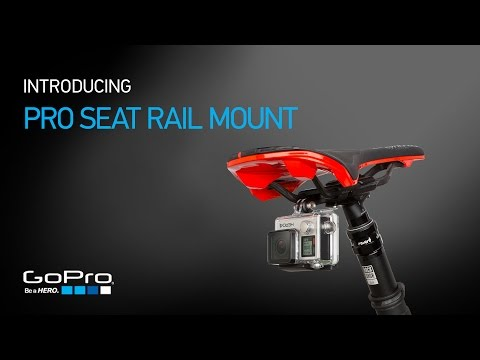 GoPro Pro Seat Rail Mount (Fixations diverses)