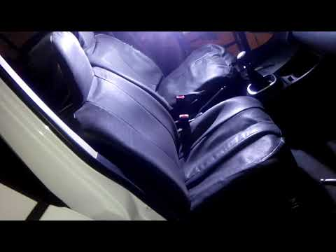 Como quitar el asiento delantero del copiloto del tiida