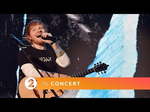 Ed Sheeran - Castle On The Hill (Radio 2 In Concert) (видео)