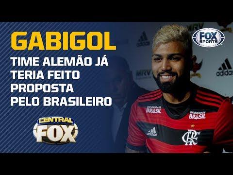ALÔ, FLAMENGO! GABIGOL É ALVO DE CLUBE ALEMÃO, DIZ TV