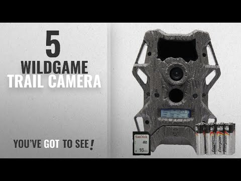 Top 10 Wildgame Trail Camera [2018]: Wildgame Innovations Cloak Pro 12 Invisible Flash with