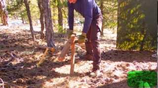preview picture of video 'Chopping Wood'
