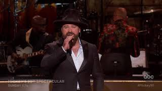 Zac Brown Band – Mickey's 90th Spectacular