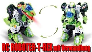 RC ROBOTER-T-REX mit Verwandlungsfunktion von VTech [Vorstellung | dertestmichel]