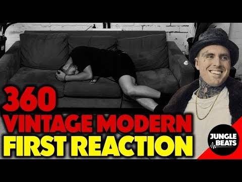 360 – Vintage Modern REACTION/REVIEW | Australia HipHop Album Review (Jungle Beats)