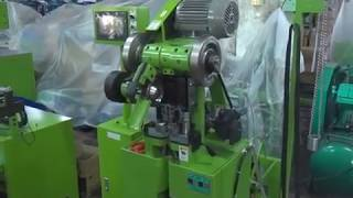 YFM-M30U Auto metal chain zipper making machine (American type)