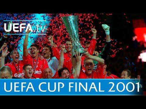 Liverpool 5-4 Alavés: 2001 UEFA Cup final highlights