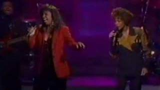 Whitney Houston & Natalie Cole - Say A Little Prayer