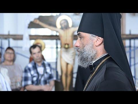 Православный храм на море