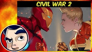 """Civil War 2 """"The Death of the Hulk"""" #1 - Complete Story"""