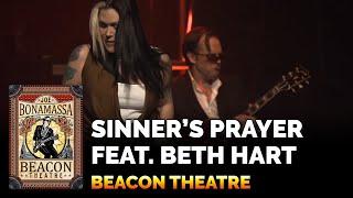 "Joe Bonamassa Official with Beth Hart - ""Sinners Prayer"" from 'Live at the Beacon'"