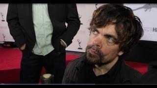 Game of Thrones Season 3 Interviews! Peter Dinklage, Lena Headey, Kit Harington, More!