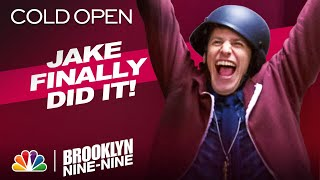 Cold Open: Jake Does the Full Bullpen - Brooklyn Nine-Nine