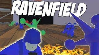 СТАЛИ ИГРУШЕЧНЫМИ СОЛДАТИКАМИ, НОВАЯ КАРТА   Ravenfield