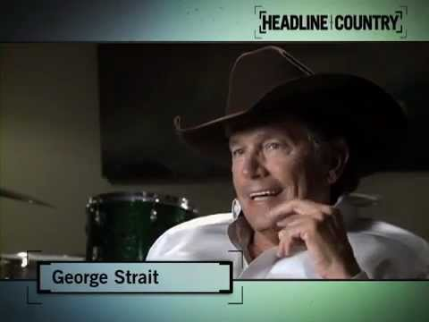 George Strait Opens Up in Rare Interview on
