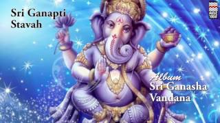 Shri Ganapati Stavah | Suresh Wadkar | (Album: Shree Ganesh Vandana)