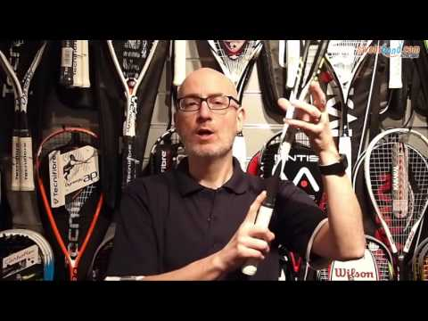 Tecnifibre Dynergy 117 Flexarm Squash Racket - Review