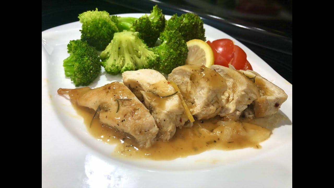 Куриное Филе в нежном соусе грейви. Будете готовить снова и снова!