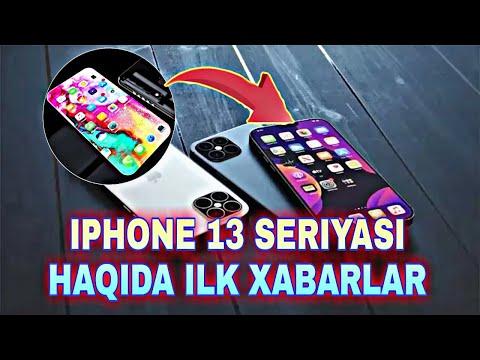 ENDI IPHONE 13LAR HAQIDA MALUMOT CHIQA BOSHLADI//RAKUTEN BIG YASHIRIN SELFI KAMERALI 3-CHI TELEFON