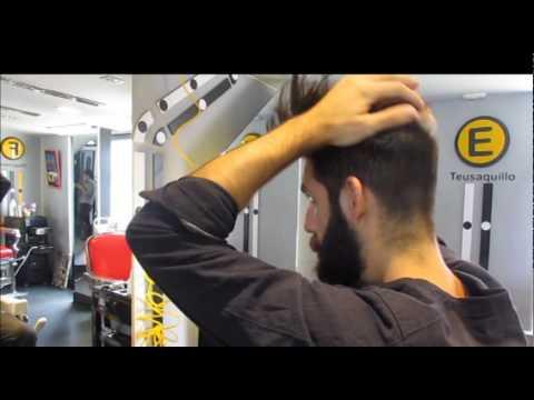 Como aplicar cera en tu pelo.