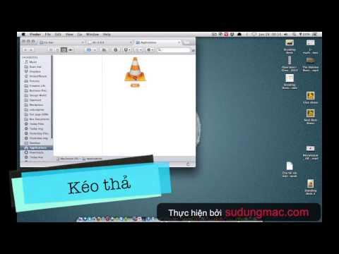 Cài đặt phần mềm ứng dụng cơ bản cho Mac - Macbook (Pro, Air, iMac)