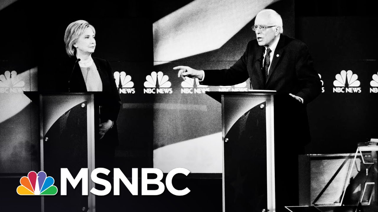 The Debate Over Democratic Debates | Andrea Mitchell | MSNBC thumbnail