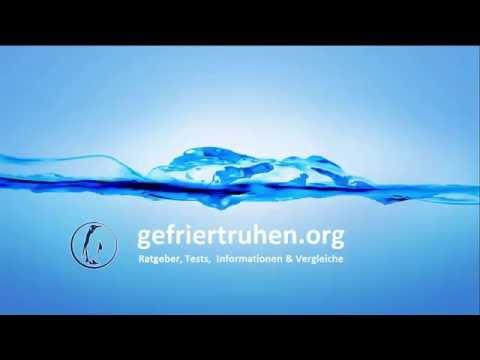 Gefriertruhen .org - Informationen rund um die Gefriertruhe