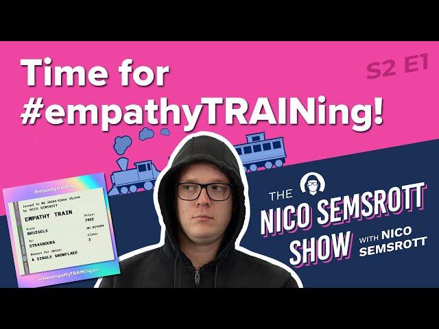 Video Pronunciation of Nico Semsrott in German