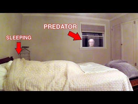 Catching a Child Predator   Predator Caught Watching Girl Sleep (Social Experiment)