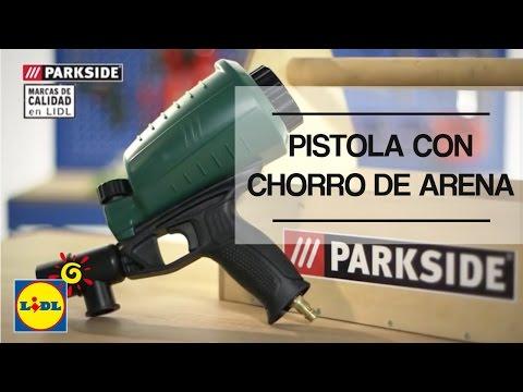 Pistola Neumática De Chorro De Arena - Lidl España