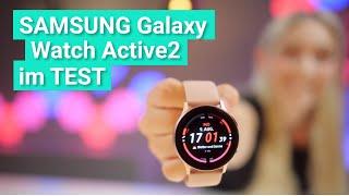 Samsung Galaxy Watch Active2 im Test - Auch nach einem Jahr noch interessant?!